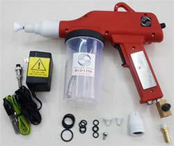 Redline Powder Coating Gun