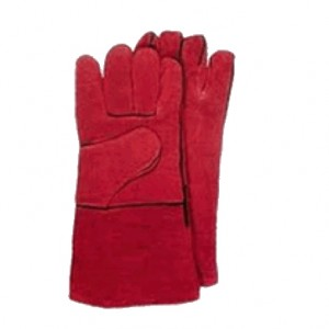 LEATHER BLASTING GLOVES