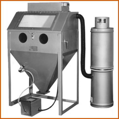 Trinco 36 sandblasting dust collector