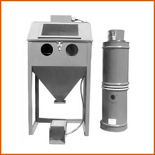 Trinco 30 sandblasting dust collector